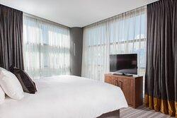 Bedroom in Executive Suite