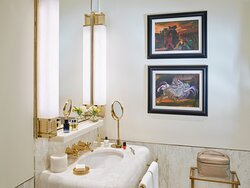 Hotel Eden Roma Classic Suite No View Bathroom New