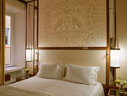 Hotel Eden Roma Classic Suite No View Bedroom
