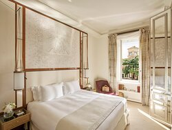 Hotel Eden Roma Classic Suite With View Bedroom New