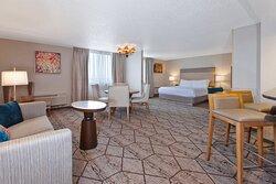Columbus hotel with suites