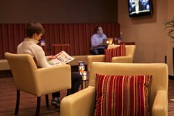 Watch all the major sports action in the lounge on Sky Sports