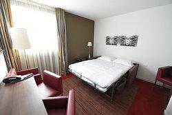 Famillial Suite room