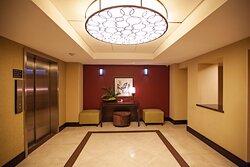 Crowne Plaza Galleria hotel near MarqE Entertainment Center