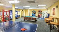 Game Room - WorldMark Palm Springs