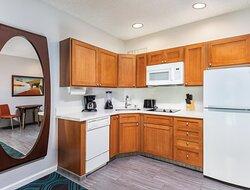 Kitchen - WorldMark Palm Springs