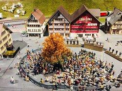 Landsgemeinde in Appenzell