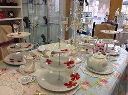 Karmen's vintage tea room