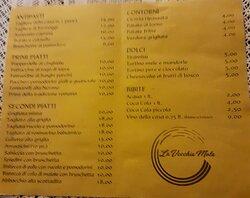 Nuovo menu