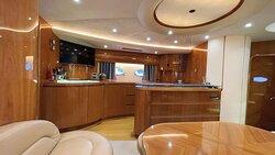 Princess V65 open motor yacht 7