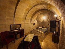 Cappadocia Suit Cave room, Kapadokya Asteria Cave Suite