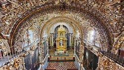 Capilla del Rosario, Templo de Santo Domingo