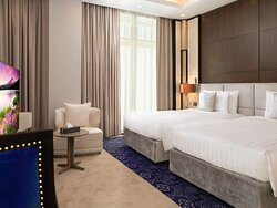 Presidential twin room