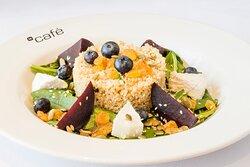 Superfood Salad in Le Cafe Restaurant