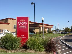 Crowne Plaza Hotel Sacramento Northeast