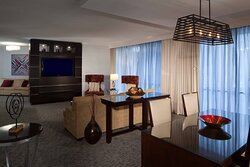 Plaza Suite - Living Area