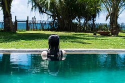 Views into the unknown, our infinity pool does it all!