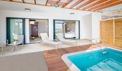 Suite Prestige avec piscine privée