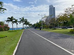 Cinta costera Panama City