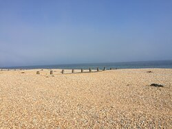 6.  Pett Level Beach, Pett Level, East Sussex