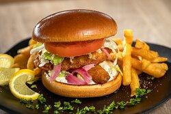 The Big Catch Fish Sandwich
