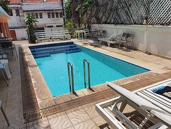 Awesome Pool @ Pantawee Hotel Branch 2 Coffee Chill TV