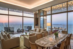 Bvlgari Suite - Living Room