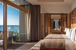 Bvlgari Suite - Bedroom