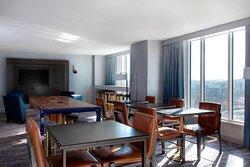 Concierge Lounge