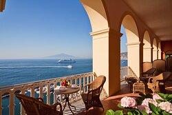 Deluxe Suite Sea View - Terrace