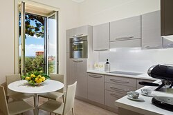 Kitchen of Luxury Villa