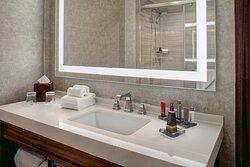 Guest Room Bathroom Vanity