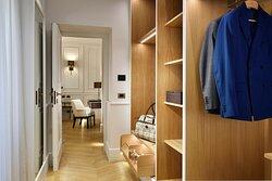 Splendide Junior Suite Living