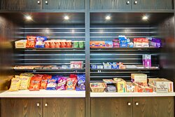 Feeling Hungry? Our Suite Shop is Great to Grab Something Quick