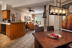 One-Bedroom Villa - Dining Area