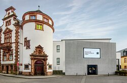 Museum of Contemporary Art Siegen, an easy stroll from the hotel.