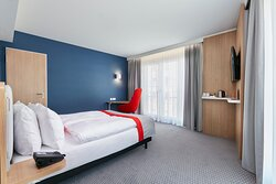 Accessible rooms available on request
