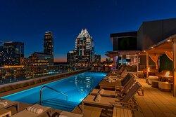 Azul Rooftop Pool
