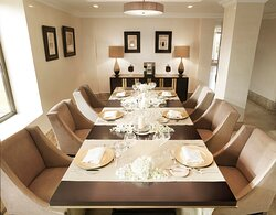 Dining Room of the Royal Suite
