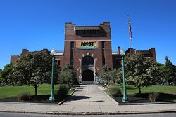 M.O.S.T Museum of Science Technology, located downtown.