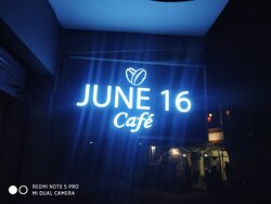 #June16cafe #Frontview