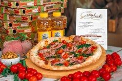 Pizza Rosolina - Pizzeria Grani Antichi