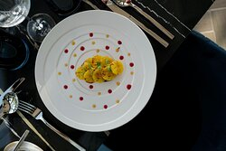 L'Arome by the sea foie gras