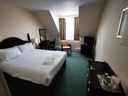Photos of my stay, interesting reception and room issues 203