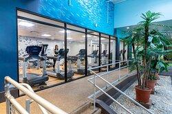 Sheraton Fitness Center