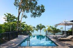 Beach Villa - Pool View