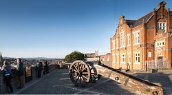 Visit the 17th Century City Walls