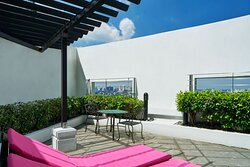Terrace Suite Balcony