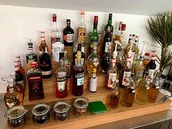 Spirits/cocktails