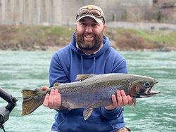 Fishing charters in Buffalo, NY